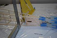Name: udet flamingo build 025 copy.jpg Views: 111 Size: 53.9 KB Description: Rear sections glued.