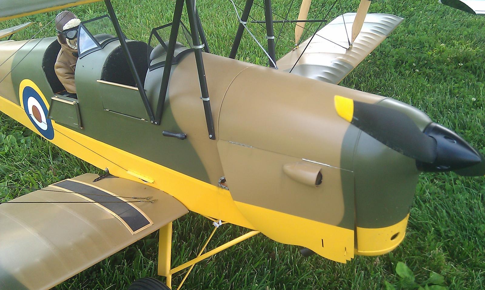 Name: IMAG2302.jpg Views: 207 Size: 250.1 KB Description: Bowling Green warbirds meet.