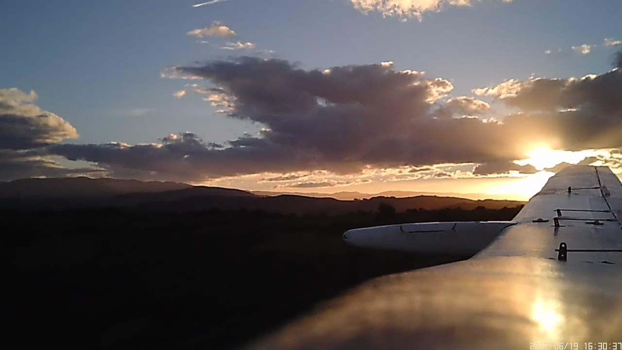 Name: wingtip-120619-1.jpg Views: 131 Size: 53.8 KB Description: Some sunset flying.
