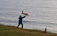 Name: Ken launching.jpg Views: 76 Size: 279.2 KB Description: Ken Launching his 1/4 1-26
