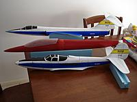 Name: DSC05056 (1024x768).jpg Views: 261 Size: 59.7 KB Description: Size compared with my F104 and slope scale P39