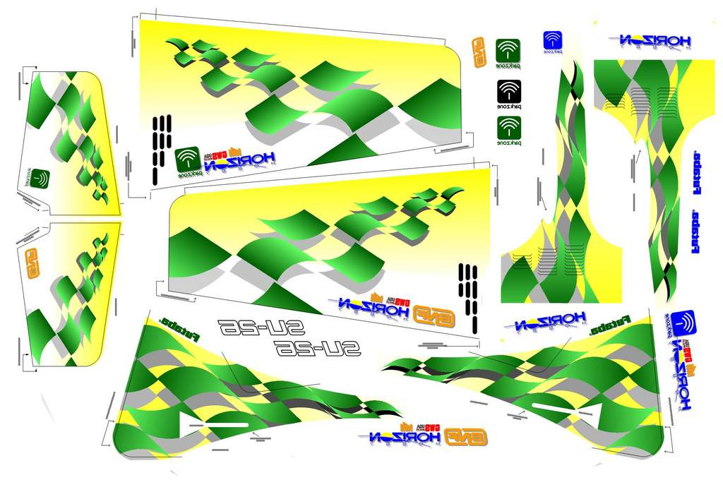 Name: Sukhoi decals green17x11.jpg Views: 494 Size: 84.1 KB Description: