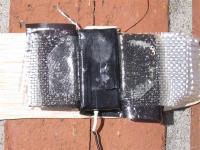 Name: 108_0822 (Medium).jpg Views: 1310 Size: 100.3 KB Description: Mold of Electron 6 reciever with zagi tape...