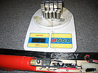 Name: IMG_4030.jpg Views: 311 Size: 279.8 KB Description: Over 1700g/60oz of ballast now available with fuse and wing ballast.