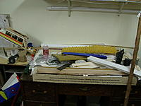 Name: Marcus's work bench.jpg