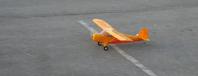 """""""Sportsplex Traffic, Champ Five-Niner-Two departing Runway 9, remaining in the pattern"""""""