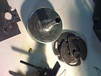 Name: 014.jpg Views: 284 Size: 47.3 KB Description: Heres the Stock clutch which worked better then expected.