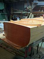 Name: 025.jpg Views: 245 Size: 67.2 KB Description: The built in trim tab [ as per the plans ] may be removed so we can install our own Tabs, If need be