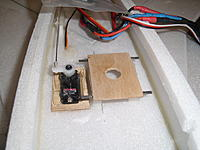 Name: SL270358.jpg Views: 143 Size: 196.1 KB Description: I built this little elevated  and vented shelf for ESC to sit on. air can get to it from both sides.