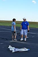 Name: polaris at nefi.jpg Views: 58 Size: 86.7 KB Description: I beat Joe Smith in the pylon races at NEFI with my Polaris