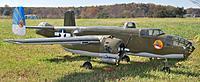 Name: myB25 cropped.jpg Views: 51 Size: 84.3 KB Description: Hangar 9   B-25