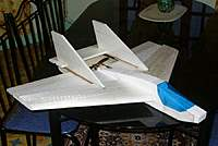 Name: Pagan B1.jpg Views: 141 Size: 120.5 KB Description: I think this will work better.  Pagan with Boomer tail.  I knocked the airframe together today.  Will install gear tomorrow and finish up.  Might get t maiden it.  Depends on weather.