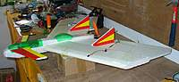 Name: WT5.jpg Views: 67 Size: 54.6 KB Description: The CG is 16.08 from the canard front so the canopy will be moved back to cover the new battery location.
