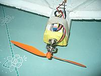 Name: Gull (10).jpg Views: 181 Size: 127.9 KB Description: Motor is 1500kv BW with a 18A ESC and 500mah 3S battery