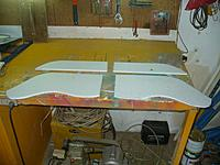 Name: Gull Wing (20).jpg Views: 133 Size: 118.2 KB Description: Now you have all 4 pieces to assemble the wing.
