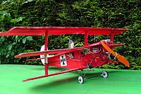 Name: Baby Baron.jpg Views: 404 Size: 305.0 KB Description: Fokker triplane made with 3mm depron