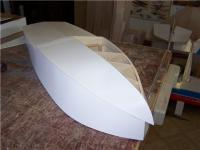 Name: CCH 17.jpg Views: 805 Size: 47.3 KB Description: The front bottom skins were glued in place and trimmed.