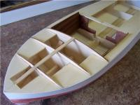 Name: CCH 19.jpg Views: 810 Size: 59.7 KB Description: Balsa formers and a bass wood stringer make up the forward sub-deck structure