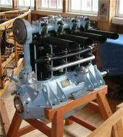 Name: Hall Scott 2.jpg Views: 452 Size: 76.2 KB Description: The Hall Scott engine used in the early J-1's
