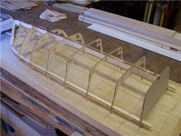 Name: Lym 16.jpg Views: 548 Size: 63.4 KB Description: The deck sheers are dry assembled onto the frames.