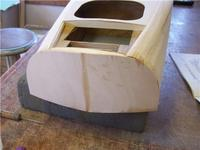 Name: CC3 49.jpg Views: 433 Size: 47.0 KB Description: The plywood transom is glued in place....