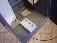 Name: Wen 84.jpg Views: 185 Size: 52.0 KB Description: The Storage shelves were made up from .020 styrene