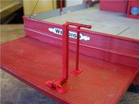 Name: Wen 98.jpg Views: 210 Size: 50.5 KB Description: The boarding ladder and the grab handle were made up from plastic, wood, and duct tape