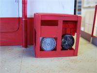 Name: Wen 99.jpg Views: 285 Size: 43.5 KB Description: The generator was fabricated from plastic, dowel and balsa
