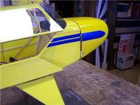 Name: Sup C 47.jpg Views: 376 Size: 51.5 KB Description: Then the cowl stripe was added.