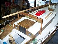 Name: TR 168.jpg Views: 116 Size: 72.4 KB Description: The boom support was made up from bass wood and the boom from dowel....