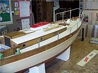 Name: TR 181.jpg Views: 116 Size: 69.0 KB Description: Side railings were made up from brass tube and steel fishing leader cables....