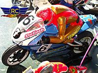 Name: 182487_444583372278759_1323618090_n.jpg Views: 38 Size: 149.7 KB Description: my SB-5 with the RC Bike Worlds 2012 stickers!