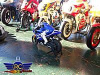 Name: 421779_444583382278758_408552274_n.jpg Views: 39 Size: 184.3 KB Description: more bikes! Mini-z infront of Kyosho 1/8's and Venom!