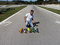 Name: 20160417_105629.jpg Views: 40 Size: 1.27 MB Description: Petros on the starting line!