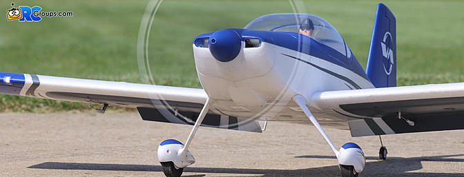 The ALL-NEW E-flite RV-7 1.1m – The Smartest & Easiest To Fly Model Of The Icon Yet!