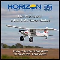 Name: UMX Turbo Timber Live Discussion.jpg Views: 15 Size: 87.1 KB Description: