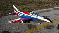 Name: SebArt Mini Avanti S 90mm EDF or P20 Turbine Jet White_Blue 1.jpg Views: 1647 Size: 221.5 KB Description:
