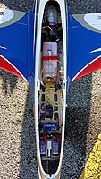 Name: SebArt Mini Avanti S With P20 Turbine White_Blue 1.jpg Views: 2498 Size: 138.9 KB Description: