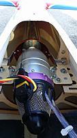 Name: SebArt Mini Avanti S With P20 Turbine White_Blue 2.jpg Views: 2336 Size: 58.7 KB Description: