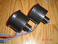 Name: Stock EDF.jpg Views: 225 Size: 40.4 KB Description: This is the stock motor / Fan setup that came with.  The motors are tiny!  It did have decent thrust, but it's not rated very high at 2315Kv and 400 or so thrust.