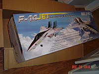 Name: Box as it came.jpg Views: 260 Size: 30.6 KB Description: This is a shot just after opening the shipping box.  I got this from Banana Hobby before Xmas.