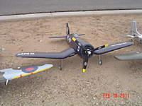Name: Corsair Prop.jpg Views: 193 Size: 122.3 KB Description: 3 Bladed Master Airscrew prop, 9x7
