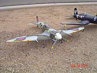 Name: Spitfire Prop.jpg Views: 174 Size: 138.2 KB Description: 4 Bladed APC prop, 9x6