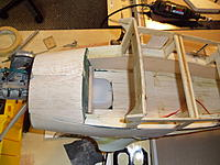Name: SAM_2936.jpg Views: 39 Size: 214.3 KB Description: Some people asked me to send pics of my tank mounting.  You can't see too much here with the cabin floor mounted.  But you can see how it sticks out into the cabin, something I was hoping to avoid.  Oh well.