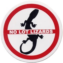 Lot Lizards. Let's talk about them. | IGN Boards