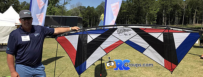 Revolution Kites at Joe Nall
