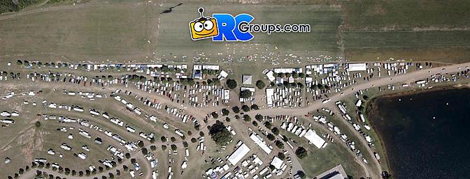 Joe Nall Aerial Photos