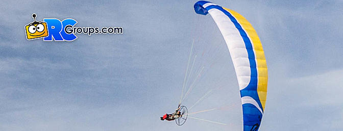 Opale Hybrid 5.2 Paraglider Wing
