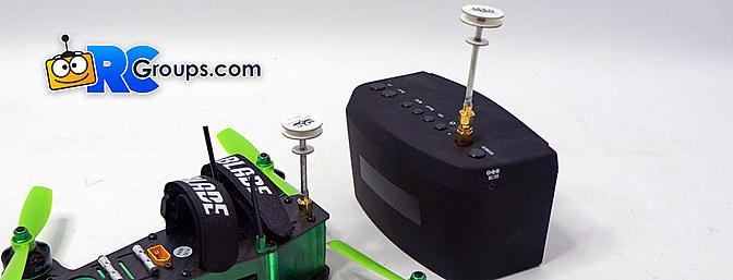 MultiRC Pagoda FPV Antenna Mini Review