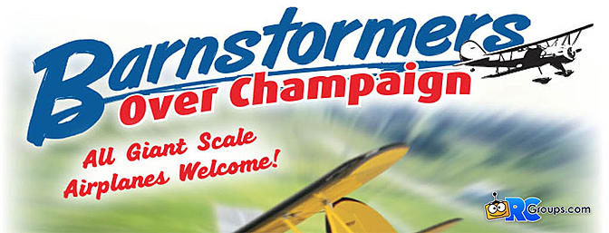 Barnstormers Over Champaign - August 26-27
